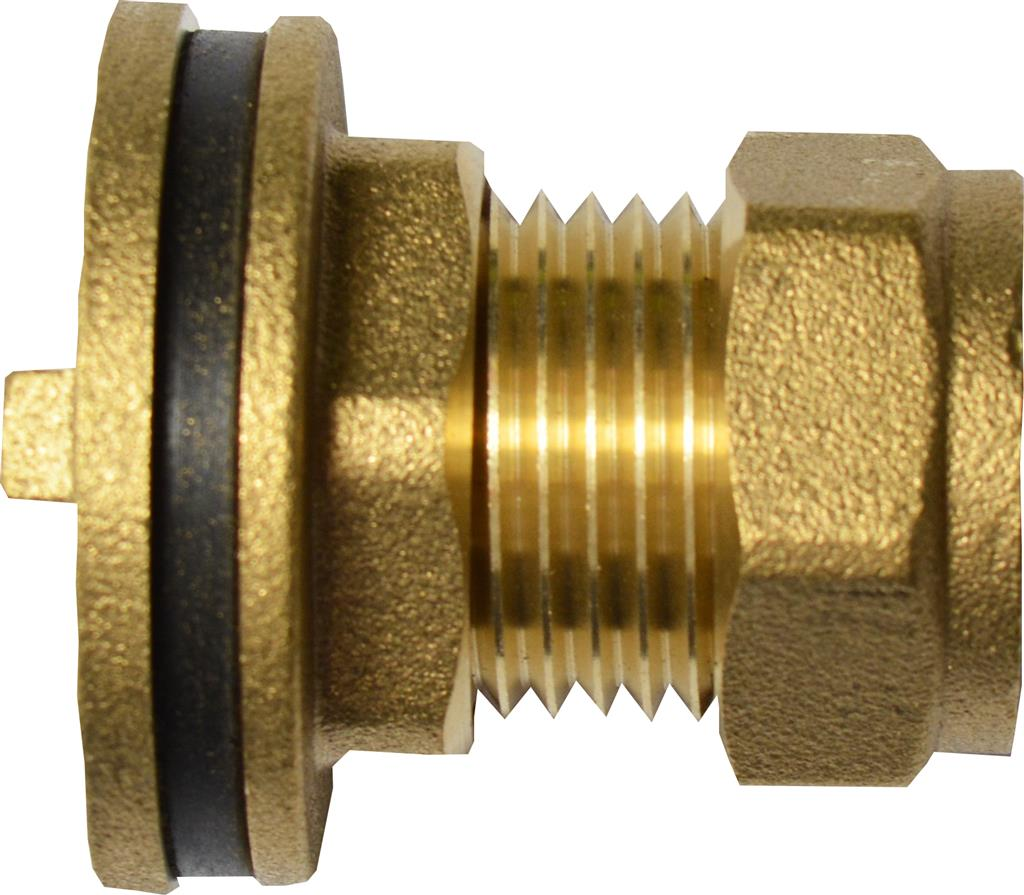 COMPRESSION 22mm TANK CONNECTORS