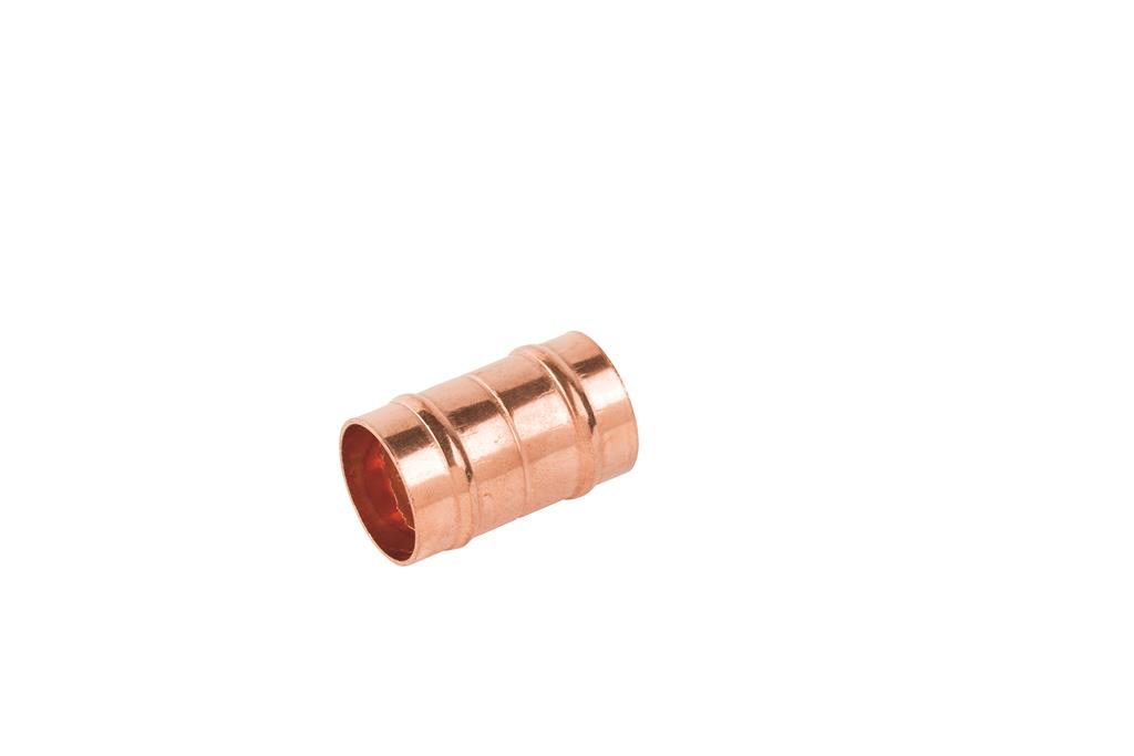 "SOLDER RING 28mm x 1"" STRAIGHT COUPLING"