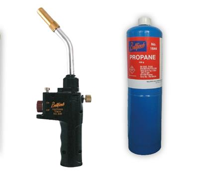 GAS TORCH FIREPOWER & CYLINDER PRO