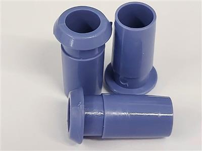 15mm PIPE STIFFENER PB/PEX PIPE BLUE