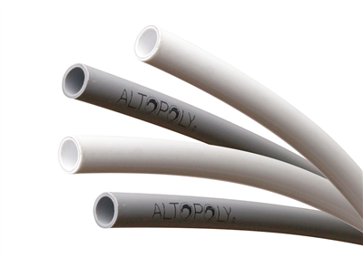 ALTOPOLY 15mm x 3M BARRIER PIPE BUTYLENE WHITE