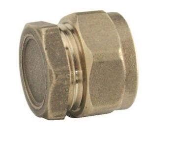 COMPRESSION 15mm STOP ENDS