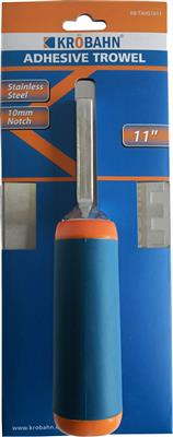 ADHESIVE TROWEL - 10MM SQUARE