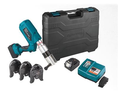 PRESS FIT BATTERY POWERED CLAMP TOOL PROFESSIONAL