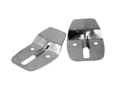 PRE PAC BASIN MOUNTING BRACKETS PAIR