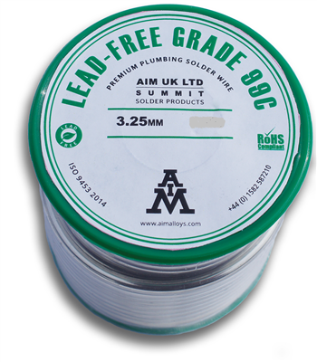 LEAD FREE SOLDER WIRE 250g REEL
