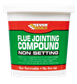 EVERBUILD FLUE JOINTING COMPOUND 500g