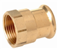 "PRESSFIT WATER 22mm x 3/4"" FEMALE ADAPTOR"